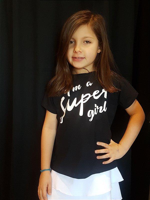Tee I'm a Super Girl