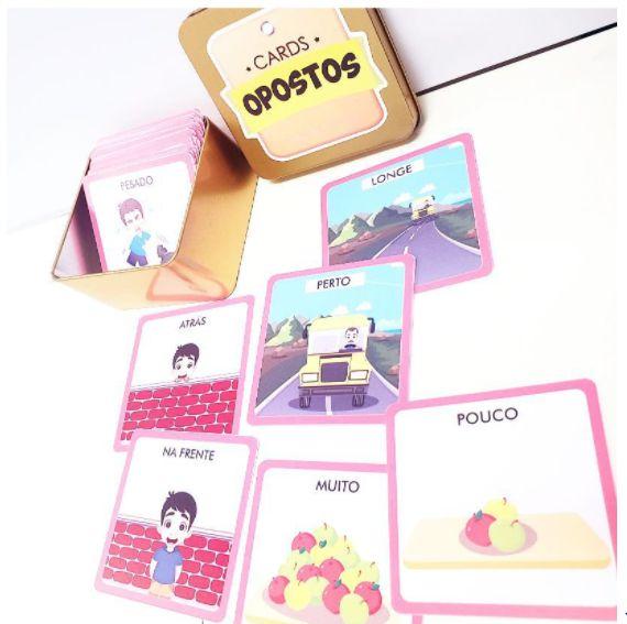 CARDS OPOSTOS