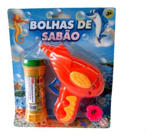 BOLHA DE SABÃO - LANÇADOR MANUAL