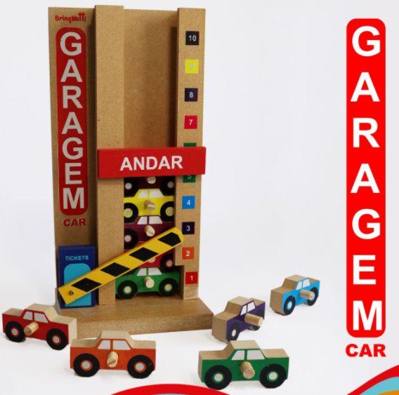 GARAGEM CAR