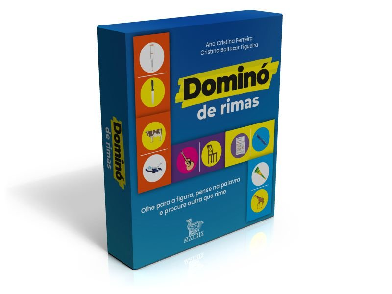 DOMINÓ DE RIMAS