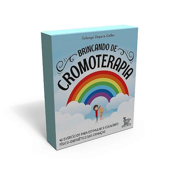 BRINCANDO DE CROMOTERAPIA