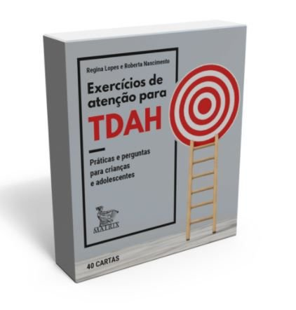 EXERCÍCIOS DE ATENÇÃO PARA TDAH