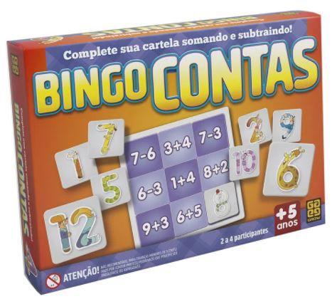 BINGO DAS CONTAS