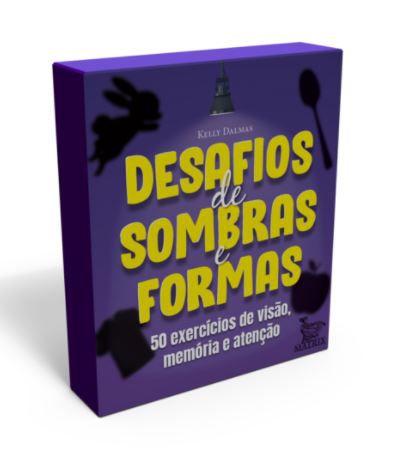 DESAFIO DE SOMBRAS E FORMAS