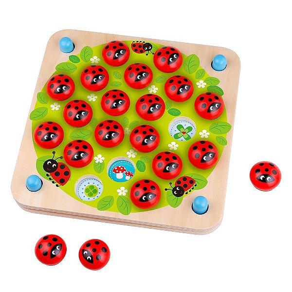 MEMORY GAME - LADY BUG