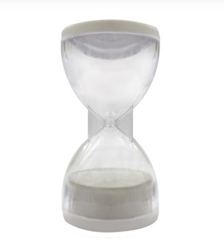 AMPULHETA 1 MINUTO