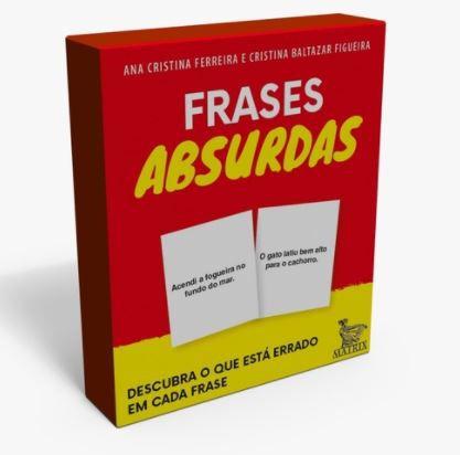 FRASES ABSURDAS