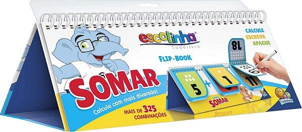 FLIP - BOOK COMBINAÇÕES DIVERTIDAS: SOMAR