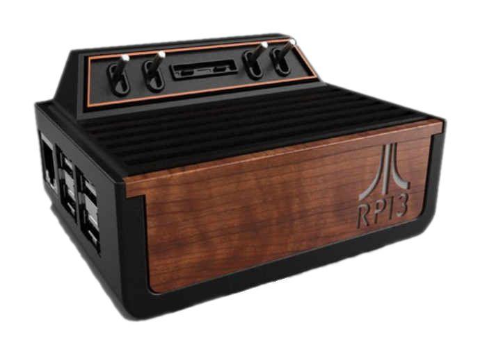 Mini Console Atari Multijogos - 10.000 jogos