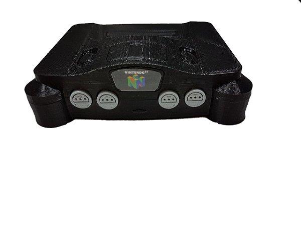 Mini Console Nintendo 64 Multijogos - 10.000 jogos