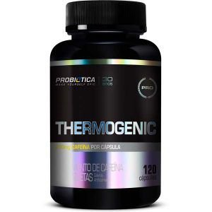 Thermogenic - 120 cápsulas - Probiotica