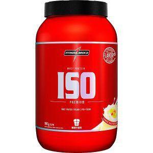 Whey Protein Iso Premium - 907 gramas - Integralmedica val: 06/18