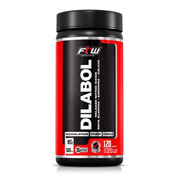 Dilabol - 120 cápsulas - Fitoway