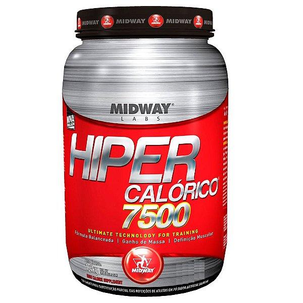 Hipercalórico 7500 - 1,4 Kg - Midway