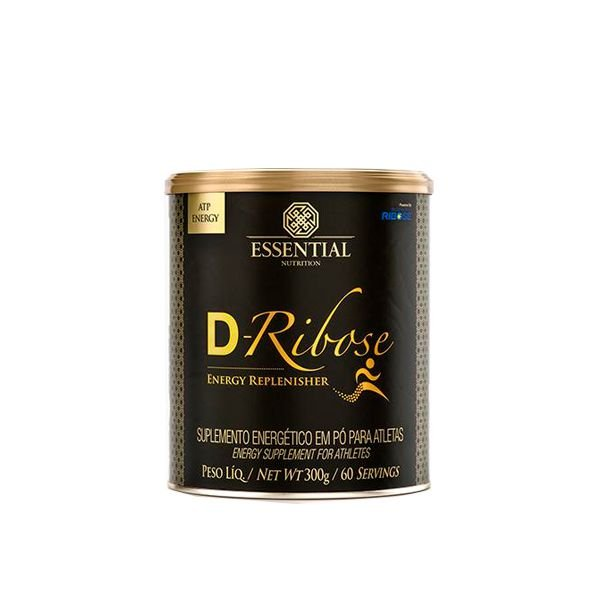 D-Ribose Repositor Energético - 300 Gramas - Essential