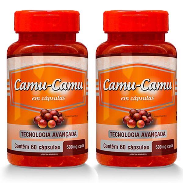 Camu-Camu - 2 unidades de 60 Cápsulas - Promel