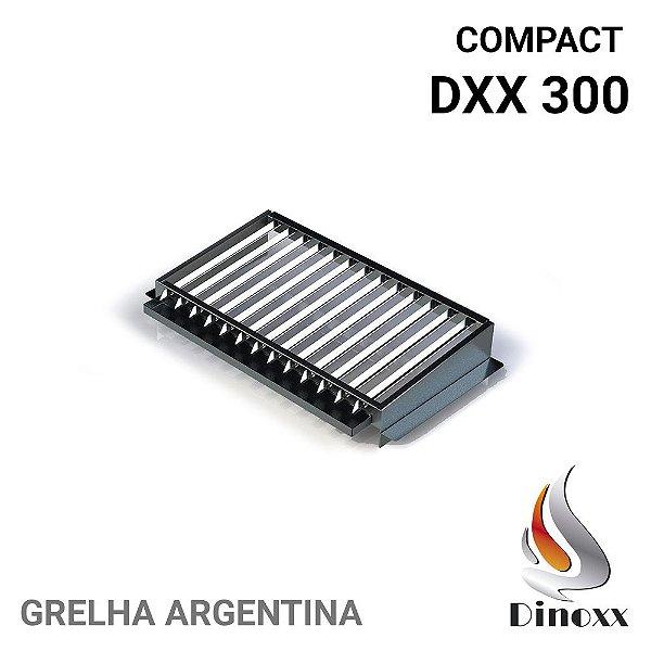 Grelha argentina (opcional) para churrasqueira Compact DXX 300 - DINOXX