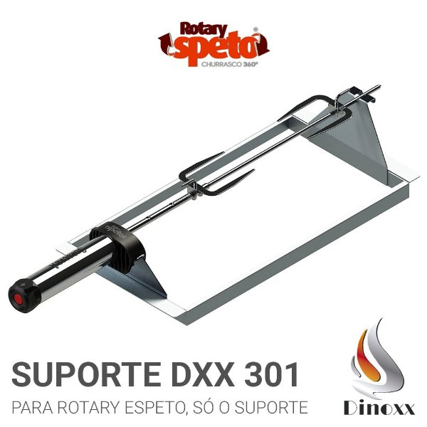 Suporte para Rotary Espeto - Para Dinoxx DXX 301