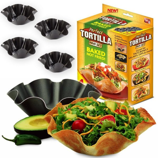 Forma de Tortilla Pan Perfect Tortilla® - Cinza Chumbo