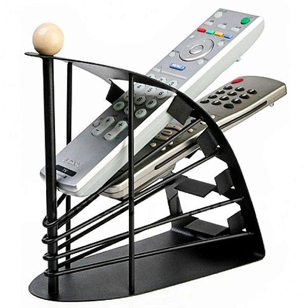 Organizador de Controle Remoto - Organizer Remote Control® Preto
