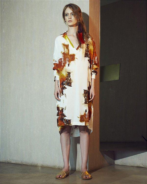 Vestido Loulou Giz