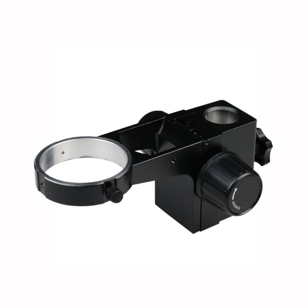 Suporte Cabeça Microscopio 76mm Coluna 32mm Preto