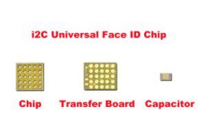 Ci Reparo Face Id I2C iphone X ao 12