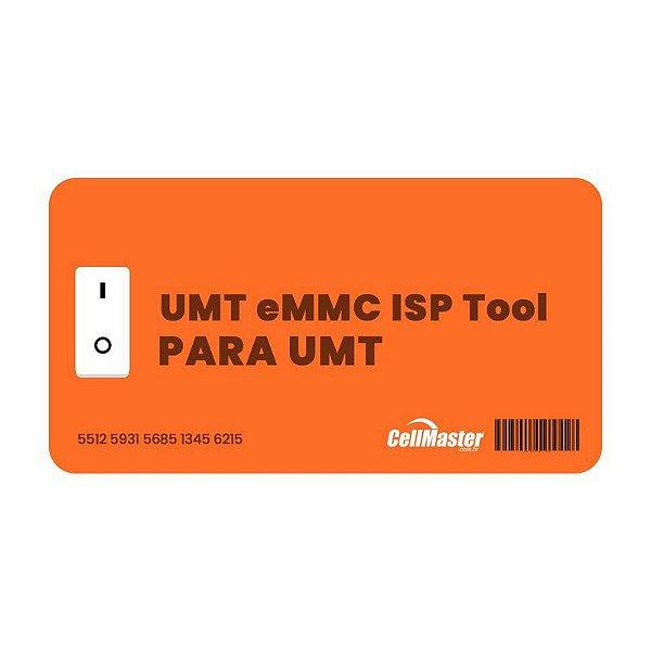 Ativacao UMT eMMC ISP Tool