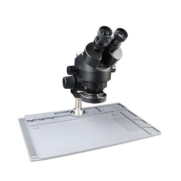 Microscopio Binocular 7045A Completo CN4