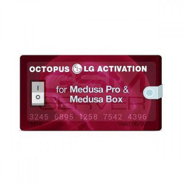 Ativação LG Octopus / Octoplus / Medusa Pro
