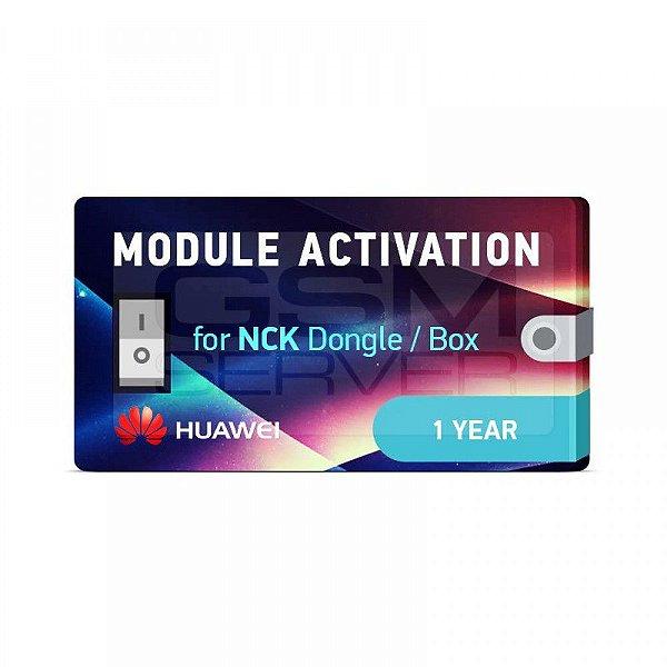 Ativação Ultimate Huawei Avengers NCK UMT