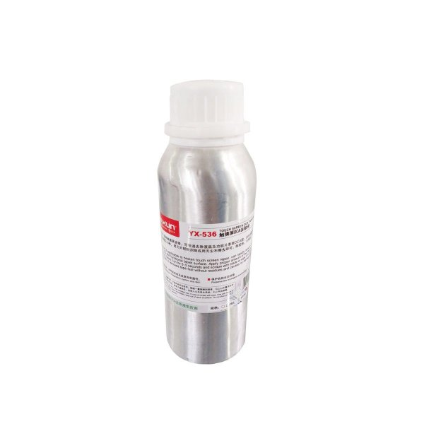 Removedor De Cola UV Yaxun YX 536 250ml Aluminio