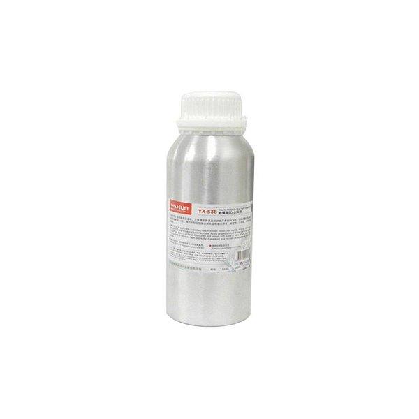 Removedor De Cola UV Yaxun YX536 500ml Alumínio