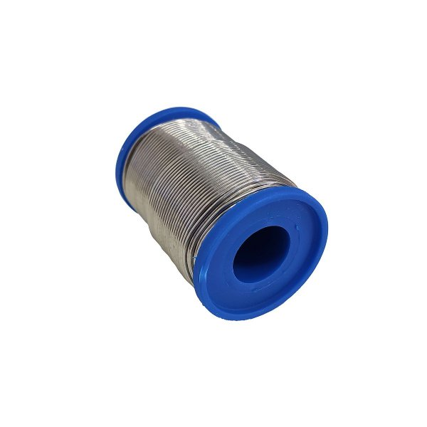 Rolo Estanho Para Solda Cobix 1.0 60X40 250gr Azul