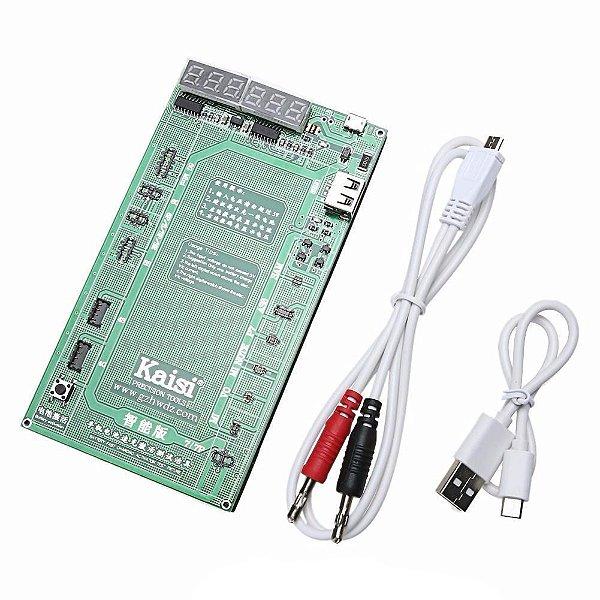Placa Reativadora Bateria Kaisi K 9202+  Ipad 3 4 Air 2 Iphone 4 5 6 7 MI VO  Mi Note P7 AS6 SAM