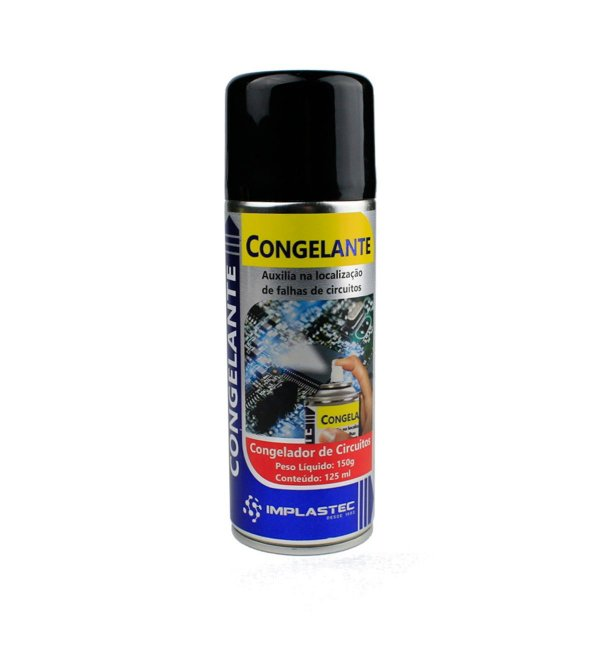 Spray Congelante Aerossol Implastec 150g 125ml