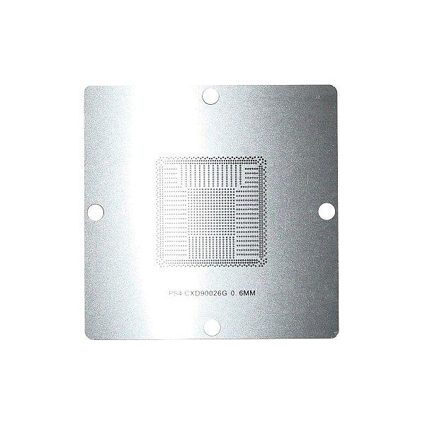 Stencil Para Playstation 4 Ps4 Cxd90026G 0.6mm