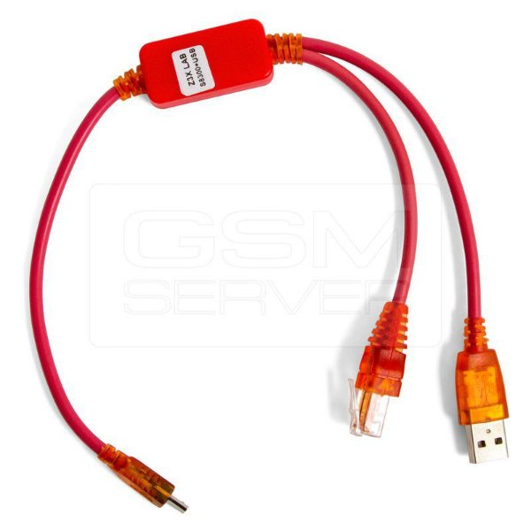 Cabo Micro Uart 523K 2X1 Rj45 E USB
