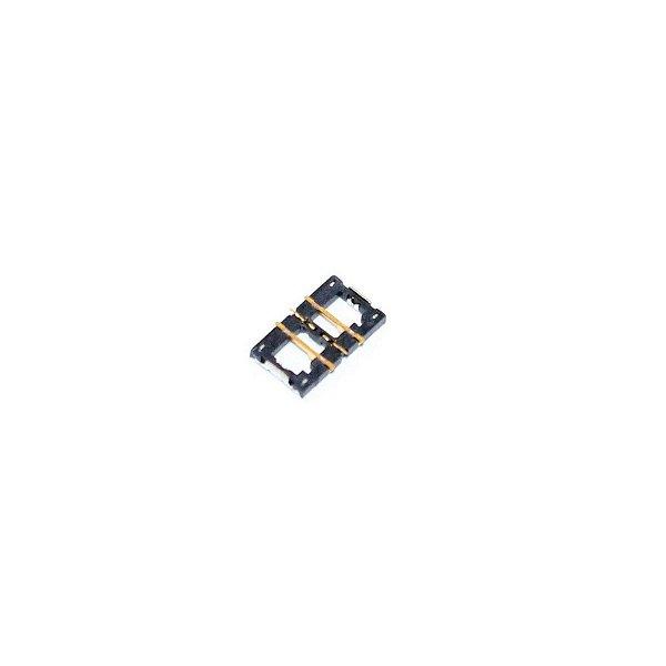Conector Fpc Bateria Da Placa Iphone 7