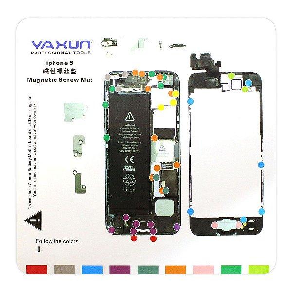 Tapete magnetico Yaxun iphone 5