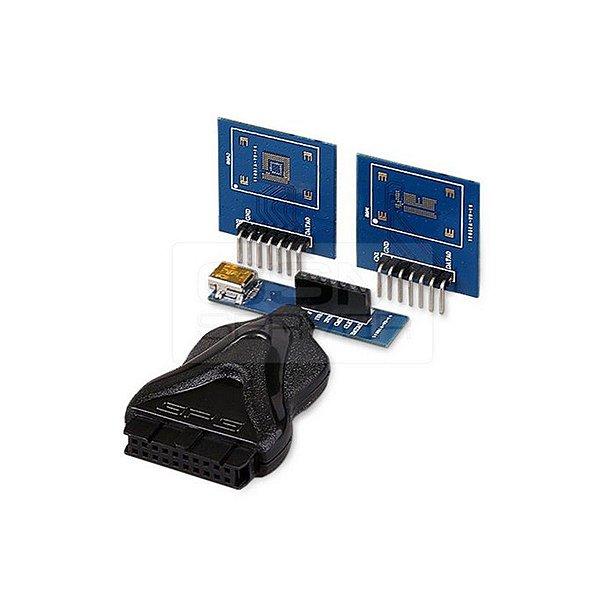 Adaptador 3 Em 1 Emmc Z3X Jtag Pro