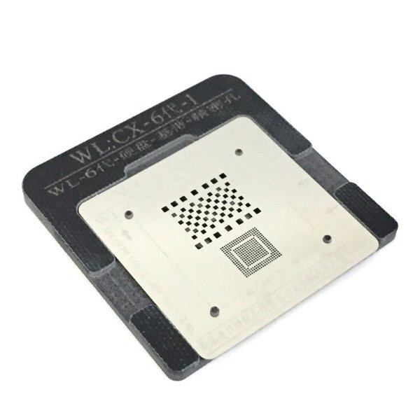 Stencil Bga Iphone 6 E 6 Plus Com Suporte