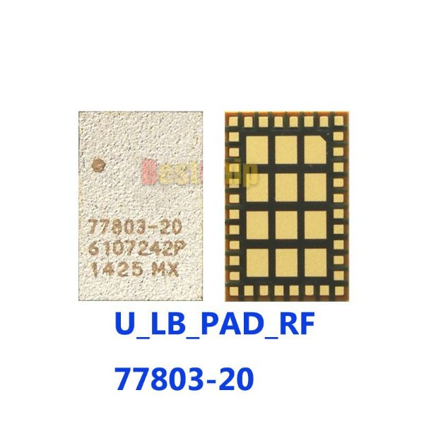 IC Amplificador De Potência 77803 20 Iphone 6 E 6 Plus