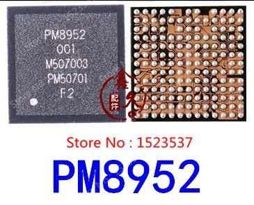 IC Power Pm8952 Para Redmi Note3