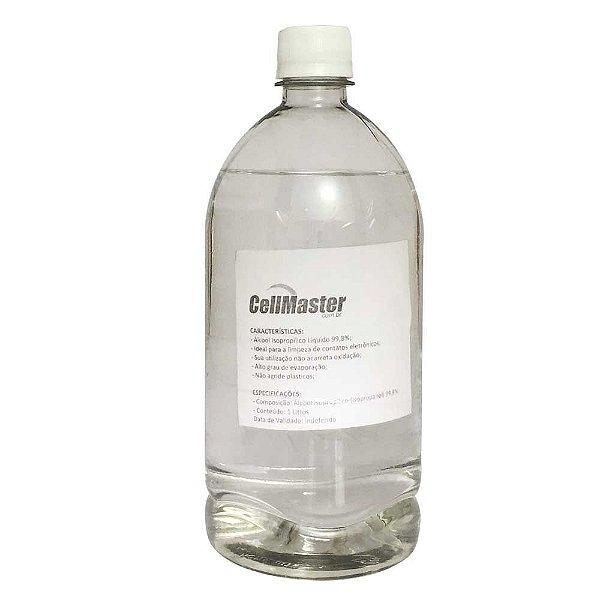 Alcool Isopropilico 99,8% 1 Litro
