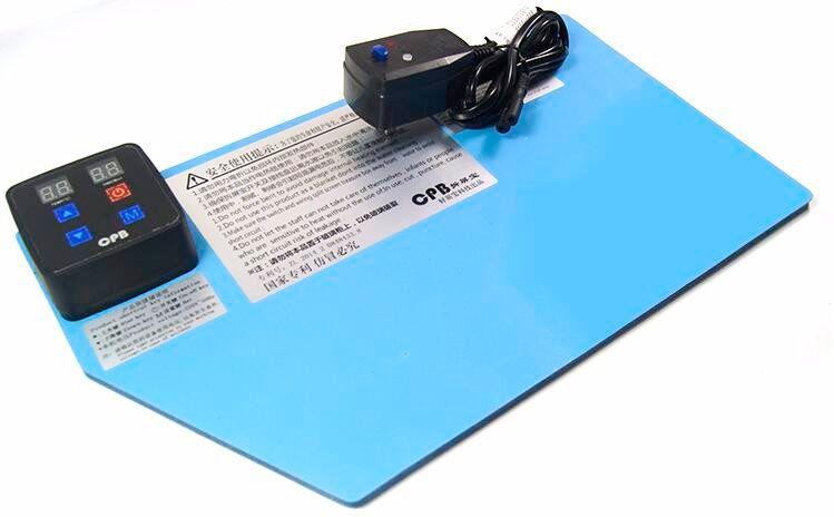 Plataforma placa de aquecimento CPB Azul 220v