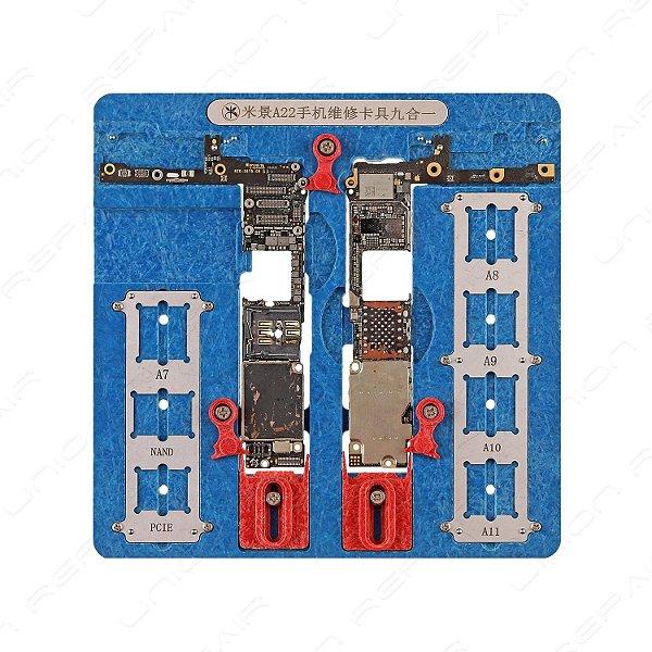 Suporte De Placa Mae Para Iphone Modelo A22