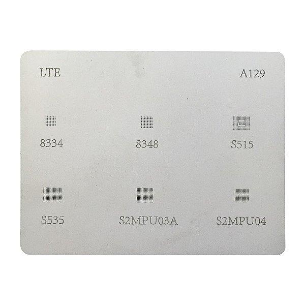 Stencil LTE A129 8334 8348 S515  S535 S2MPU03A S2MPU04