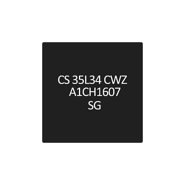Ci Audio CS35L34 Motorola Moto G4